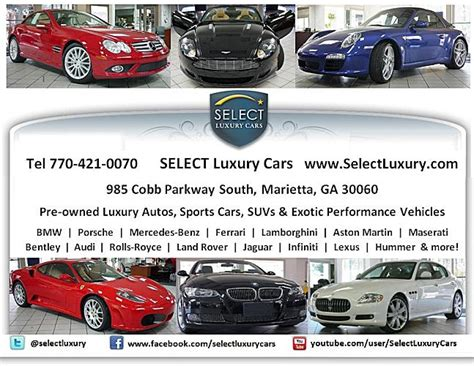 Select Luxury Motors Marietta