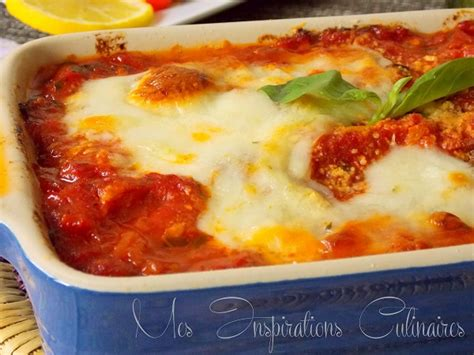 recette cuisine aubergine aubergines alla parmigiana recette familiale classique