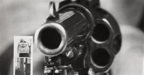 revolver camera  colt  carrying  small camera