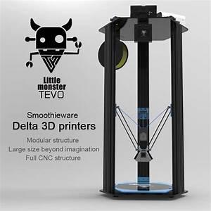 Tevo Tevo Little Monster 3d Printer