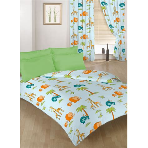 Ready Steady Bed Childrens Kids Double Duvet Quilt Cover