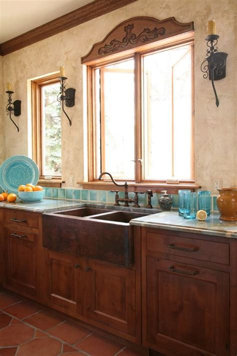 turquoise mexican kitchen mexican style kitchens mission style kitchens mexican tile kitchen