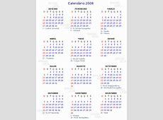 Calendario 2008 para imprimir gratis Imagui