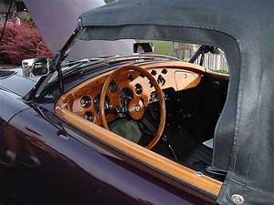 Jim Wiebe U0026 39 S 1959 Mga With A Chevy 3 4l V6