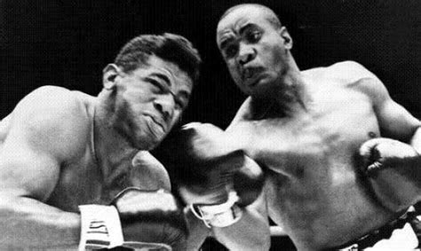 Ra The Rugged Man Boxing by Floyd Patterson Got Knocked Out By Sonny Liston Boxing