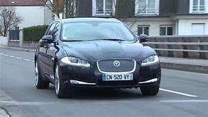 Essai Jaguar Xf : essai jaguar xf sportbrake 2 2 l diesel 200 ch bva8 luxe pre youtube ~ Maxctalentgroup.com Avis de Voitures