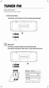 Harman Jbltunerfm Portable Bluetooth Speaker User Manual