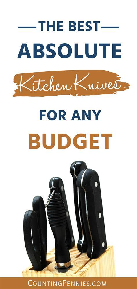 kitchen knives importance