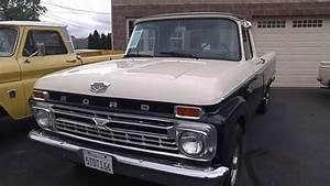 1966 Ford F-150 Pickup