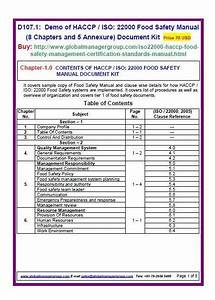 25 best ideas about food safety standards on pinterest With safety management system bridging document