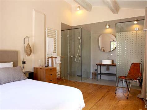 chambre avec italienne comment faire une salle de bains ouverte sur la chambre