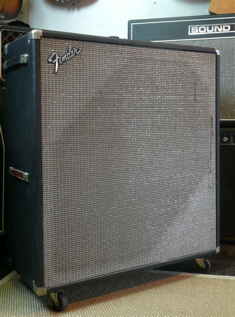 Fender Bassman Cabinet 2x15 by Fender Bassman 2x15 Cab 1974 For Sale Guitars