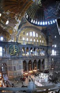 Medieval News: Mosiac uncovered in Hagia Sophia
