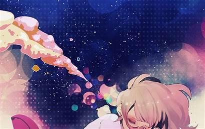 Anime Sleeping Illustration Macbook Air