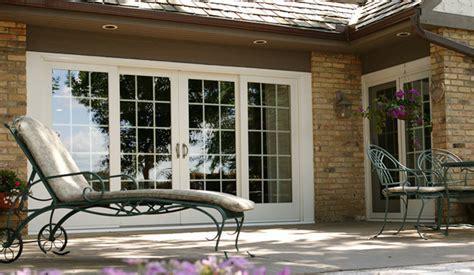 custom patio doors  spring renewal  andersen milwaukee