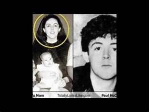 Barack Obama's mother = Paul McCartney - YouTube