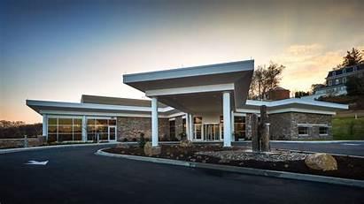 Center Medical Treatment Caron Centers Neag Exterior