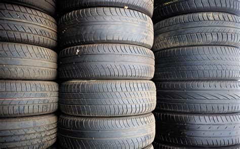 Most Motorists Buying Part-worn Tyres Are Sold Illegal