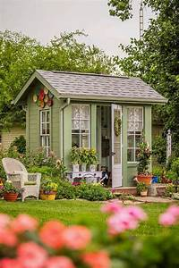 51, Lovely, And, Cute, Garden, Shed, Design, Ideas, For, Backyard, -, Page, 22, Of, 51