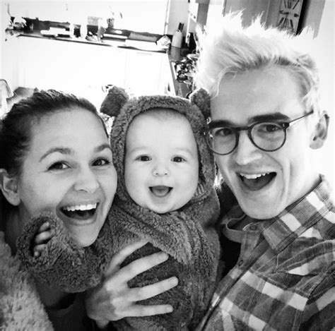 Tom Fletcher and Giovanna's son Buzz turns 1: See his ...