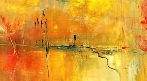 Moderne Kunst Leinwand : bild moderne kunst kunstdruck auf leinwand katarina niksic gelb von katarina bei kunstnet ~ Sanjose-hotels-ca.com Haus und Dekorationen