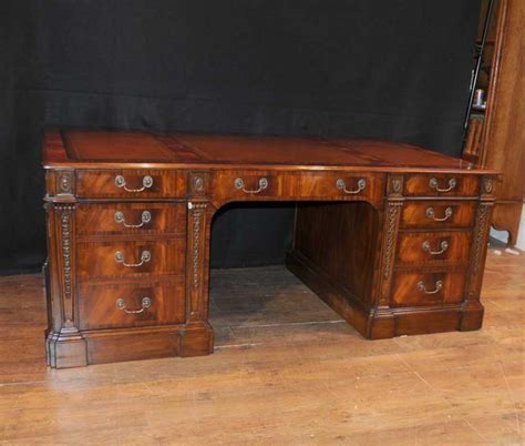 Antique Writing Desks Ebay by Mahogany Desk Writing Table Antique Furniture