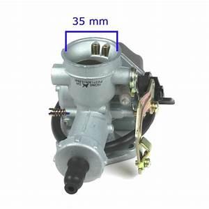 Chinese Pz27 Carburetor - Cable Choke - 200cc