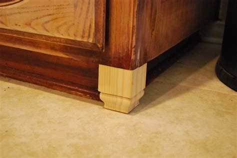 kitchen cabinet moulding home depot cabinet made from base molding pieces from home depot