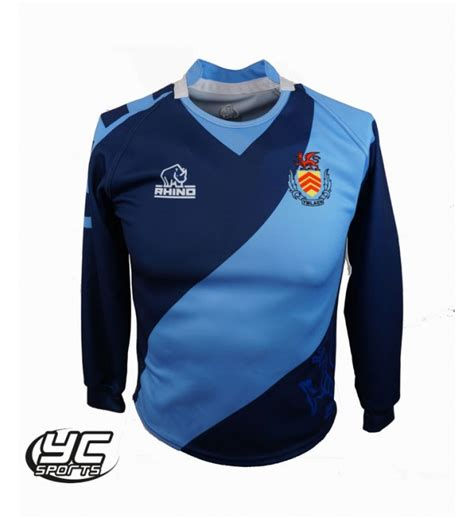cathays high school rugby jersey