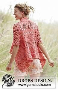 Crochet Cardigan Crochet - Bolero, Shrug, Sweater