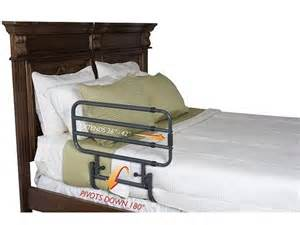 stander ez adjust bed rail elderluxe