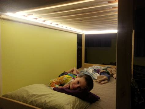 lights for bunk beds kids at bedtime biscuit