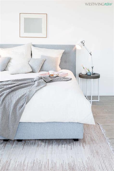 Home Decorating Ideas Bedroom Strick Macht Betten Heimelig