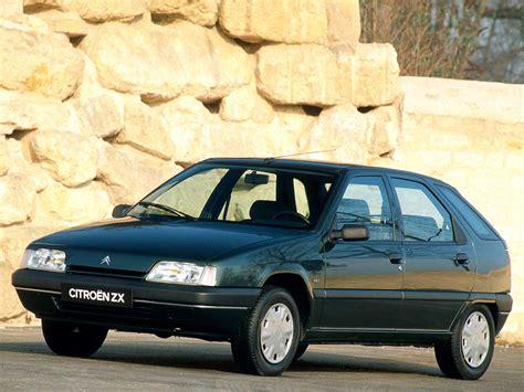 Citroen Zx by Citro 235 N Zx 5 Door 03 1991 94