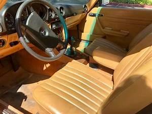 1982 Mercedes 280 Sl  Manual Transmission  R107