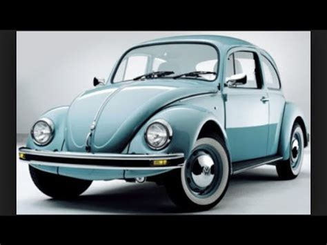 1938 Vw Beetle For Sale by Volkswagen Vw Beetle History 1938 To 2012