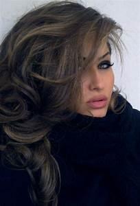 Couleur De Cheveux Pour Yeux Marron : quelle couleur cheveux pour yeux marrons peau claire ~ Farleysfitness.com Idées de Décoration