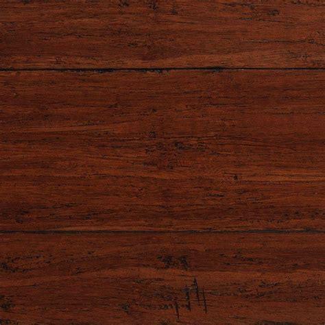 strand bamboo flooring take home sle strand woven dark carmel solid bamboo flooring 5 in x 7 in aa 170962
