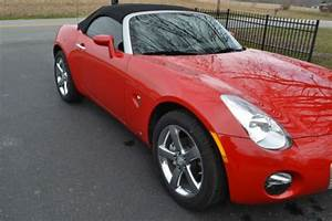 Sell Used 2008 Pontiac Solstice Base Convertible 2