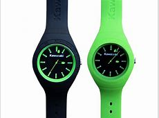 New Product Kawasaki Silicone Watch Bike Review