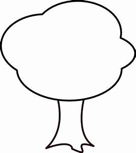 Black And White Tree Clip Art at Clker.com - vector clip ...