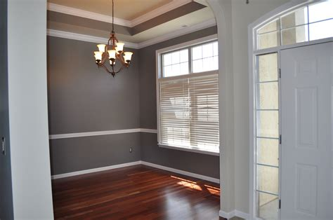 our empty needs to be decorated dining room paint color