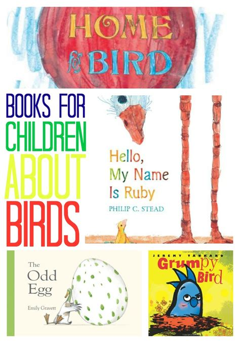 books children must read birds 157 | books for children about birds