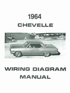 1968 Chevelle Wiring Diagram