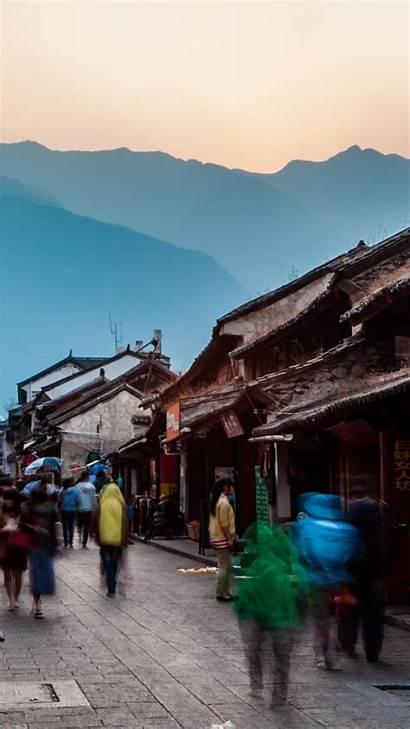 China Yunnan Ancient Dali Town Backiee
