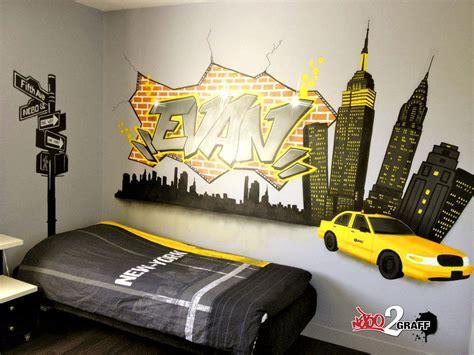 davaus net idee deco chambre ado theme new york avec des id 233 es int 233 ressantes pour la