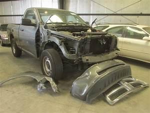 Used Parts 2010 Dodge Ram 1500 3 7l V6 Engine 42rle