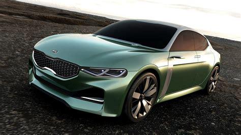 kia novo fastback concept pictures