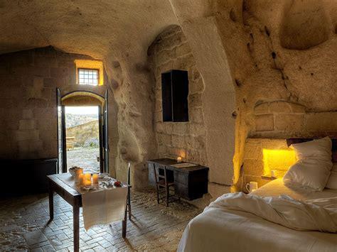 Hotel In Caves by Cave Hotel Sextantio Le Grotte Della Civita Idesignarch