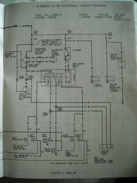 9200i international truck fuse diagram wiring diagram and schematics